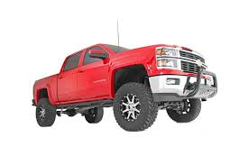 Rough Country 7.5in GM Suspension Lift Kit 14-16 1500 PU Steel ...