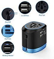 <b>Universal Travel Adapter</b> - <b>NTONPOWER</b> All in One International ...