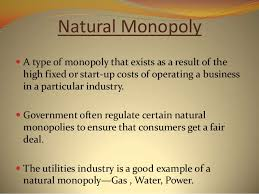 different types of monopoly practices 12