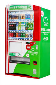 Solar Powered Vending Machine Magnificent Solar Energy Powers Awesome Vending Machines Ecofriend