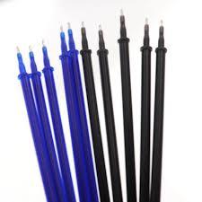 Collectibles <b>Pens 20Pcs</b>/<b>Set</b> Office Gel <b>Pen Erasable Refill</b> Rod ...