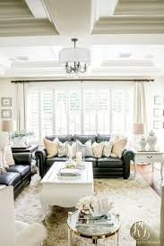 soothing summer home tour 2018 neutral transitional home decor