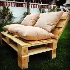 wood pallet lawn furniture. Wooden Pallet Outdoor Sofa Set Wood Lawn Furniture O