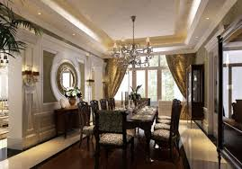 Elegant Mirrors For Dining Room Decoration With Standard Size Of - Standard size dining room table