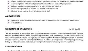 Social Worker Resume Template Resume Template