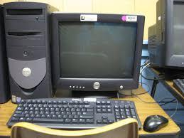 file dell desktop computer in school classroom jpg