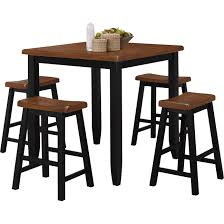 5 Piece Bar Table Set Darby Home Co Simmons Casegoods Ruggerio 5 Piece Counter Height