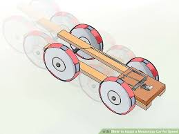 how to adapt a mousetrap car for speed steps pictures  image titled adapt a mousetrap car for speed step 8
