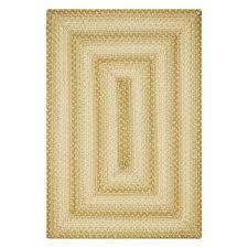 sand dune cream tan ultra wool braided rugs in usa