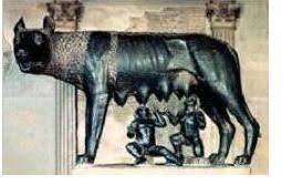 Цивилизация Древнего Рима Ромул и Рем вскормленные волчицей