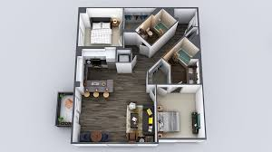 + 2 Bedroom Apartment LA   1150 Sq Ft