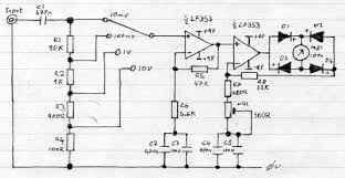 audio mv meter uk dave com audio mv meter circuit diagram