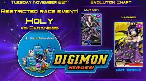 Digimon Linkz Lady Devimon Evolution Lilithmon By Android X