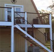 Balcony Stairs