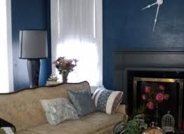blue walls brown furniture. Living Room Blue Walls With Brown Furniture And Large Square Wool F