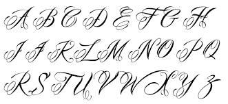 Fonts For Tattoos Best Free Tattoo Fonts Aptgadget Com