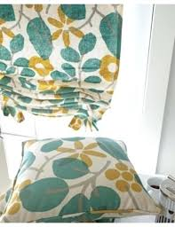 matching curtains and pillows like the curtains tailored square pillow in mod poppy peacock matching curtains pillows and rugs