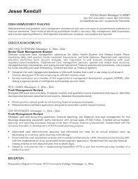 Planning Analyst Sample Resume Strategic Planning Analyst Resume