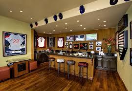 splendid basement bar decor wall sports bar wall decor basement mediterranean with wall decor upholstered barstools jpg