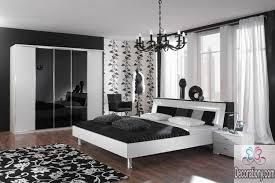 Modern Ideas Black And White Bedrooms 35 Affordable Black White Bedroom