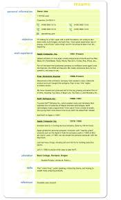 Steve Jobs Resume Resume Tip Tuesday Lessons From Steve Jobs' Resume CareerBliss 1