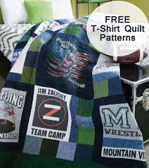 The 25+ best T shirt quilt pattern ideas on Pinterest | T shirt ... & Turn your favorite T-shirts into a patchwork quilt! To get started check out Adamdwight.com