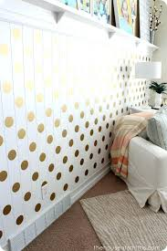 gold wall dots a gold polka dot accent wall this is happening in the baby girls gold wall