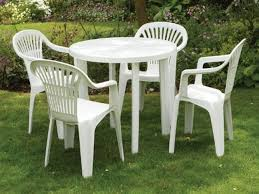 plastic patio chairs walmart. White Plastic Outdoor Table And Chairs Round Starrkingschool - Patio Walmart I
