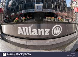 the headquarters of allianz insurance company in new york