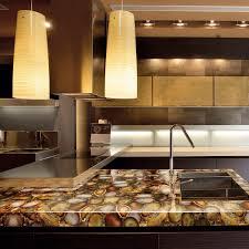 stone kitchen countertops. Modren Stone Solid Surface Countertop  Petrified Wood Semiprecious Stone Kitchen   CARNELIAN Throughout Stone Kitchen Countertops E