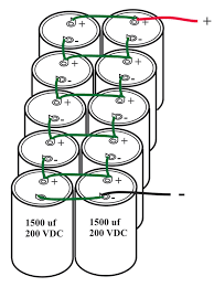 capacitor bank circuit diagram wiring diagrams capacitor energy storage bank wiring diagram electromagic coil gun nuts volts for the