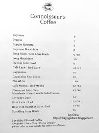 Macallum connoisseurs coffee co., george town: Macallum Connoisseurs Gat Lebuh Macallum Georgetown Penang