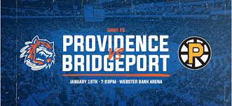 Providence Bruins Arena Seating Chart Sound Tigers Vs Providence Bruins Webster Bank Arena