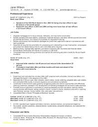 Sample Resume Bank Job Fresher Beautiful Cv For Banking Jobs ...