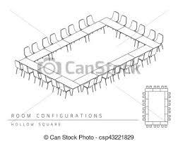 広場 レイアウト アウトライン 色 セットアップ 3d イラスト くぼみ 黒 見通し 形状 スタイル 白