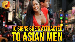 How to attract asian guys
