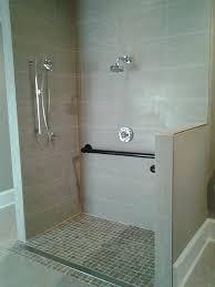 bathroom chairs. handicap accessible shower w custom grab barshandicap bath and chairs bathroom chair
