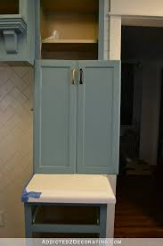 Teal Kitchen Teal Kitchen Cabinet Progress Plus Cabinet Hardware Black Or