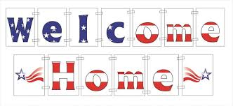 printable welcome home banner template free printable welcome home banner printable 360 degree