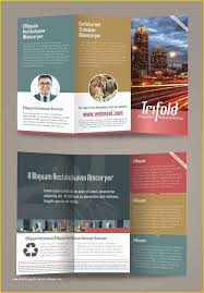 Free Brochure Layouts Free Brochure Design Templates Of 15 Free Corporate Bifold