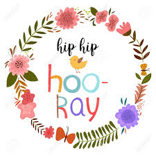 Image result for hip hip hooray pictures
