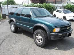 For Sale: 1997 Blazer Zr2 - Chevrolet Forum - Chevy Enthusiasts Forums