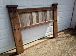 captivating rustic queen headboard with best 10 rustic headboards ideas on diy headboard wood