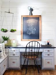 Kitchen Office Fixer Upper The Case Of The Collapsing Carriage House Hgtvs