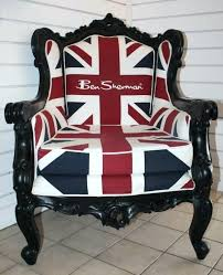 union jack chair for on twitter promotional union jack arm chair for very unique union jack chair