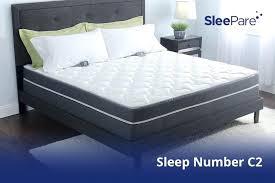 sleep number c4. Sleep Number C4 Reviews Mattress King . E