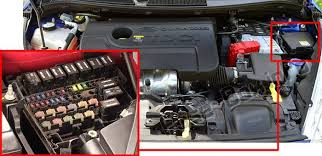 ford fiesta (2011 2013) < fuse box Fuse Box On A Ford Fiesta Ford Fiesta Wiring-Diagram