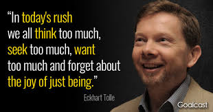 Image result for eckhart tolle inspirational quotes