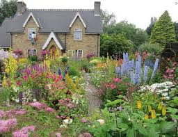 Small Picture Garden And Lawn Romantic English Garden Design Cottage English
