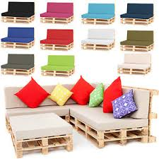 outdoor furniture cushions. Image Is Loading Pallet-Seating-Garden-Furniture-DIY-Trendy-Foam-Cushions- Outdoor Furniture Cushions U